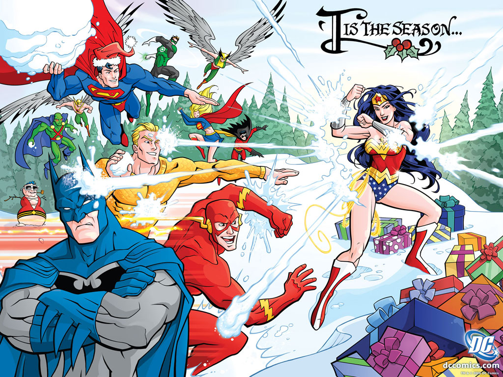 DC Holiday Card 2006